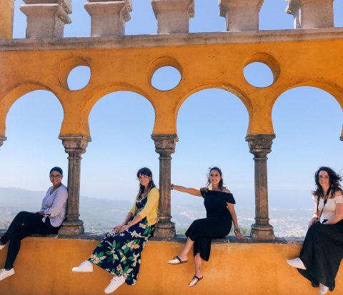 Portugal, Travel Girls