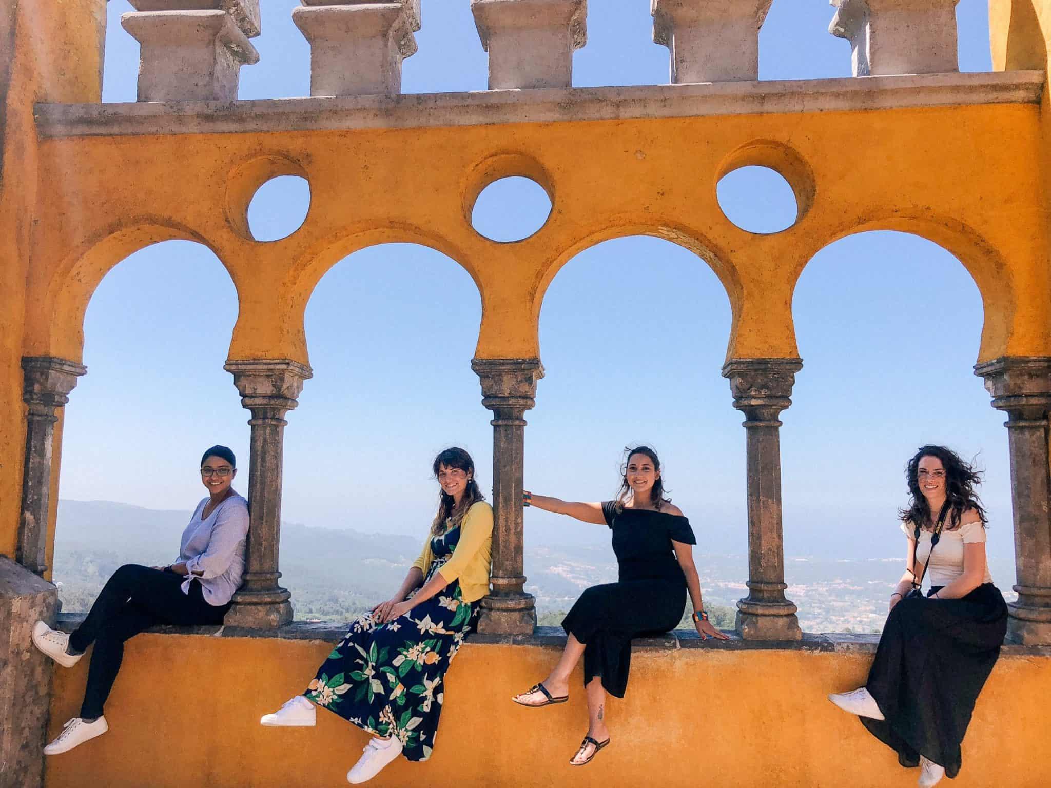 Portugal, Travel Girls