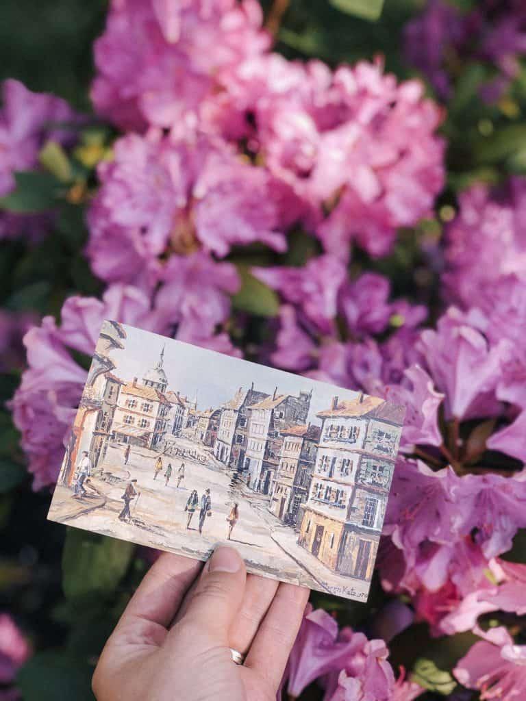 #PostcardPoetryClub