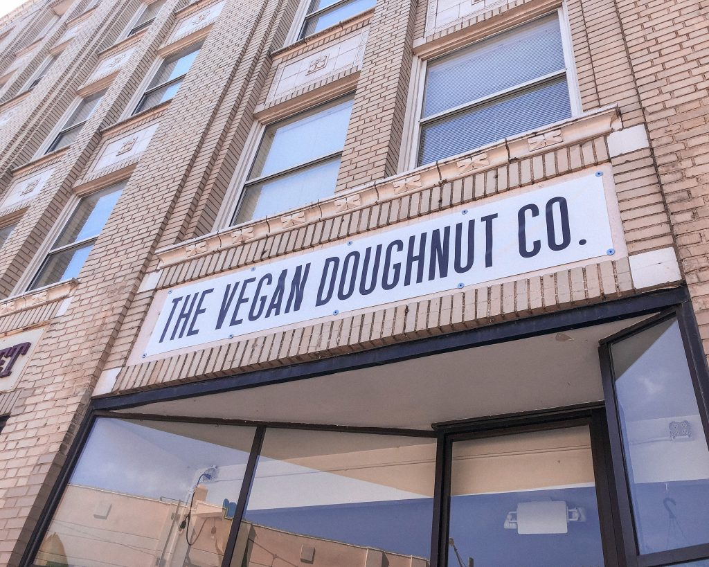 The Vegan Doughnut Co. Lakewood, Ohio. Female owned. Black Owned. Shop Local. Support Local Ohio. Try these amazing Black owned businesses in Cleveland, Ohio!