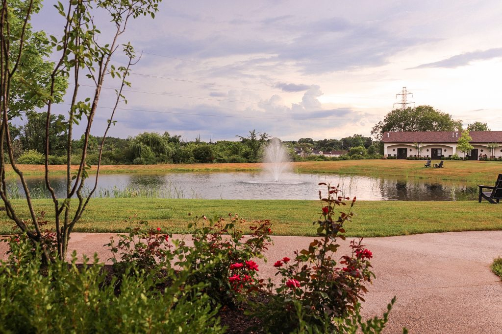 The Casa - Romantic Gervasi Vineyard Staycation in North Canton, Ohio. The perfect getaway in Ohio.