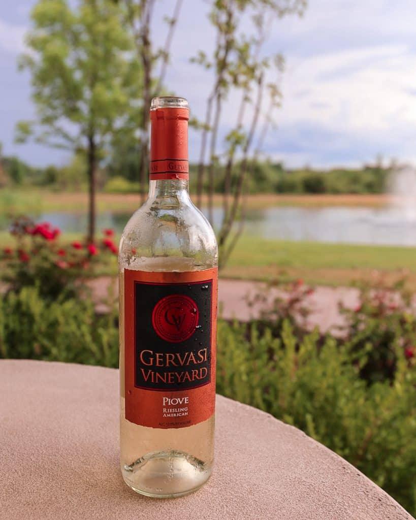 Romantic Gervasi Vineyard Staycation in North Canton, Ohio. The perfect getaway in Ohio.