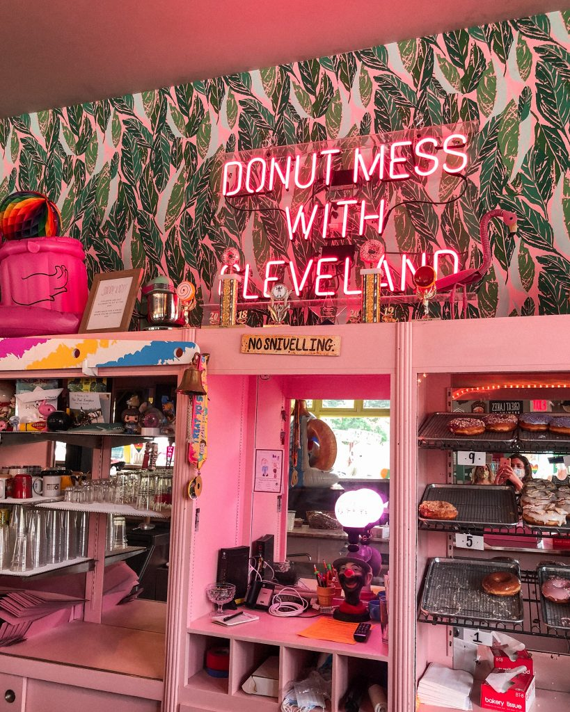 brewnuts is a women-owned business in cleveland, ohio