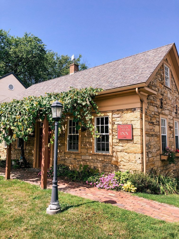 Stone Cottage Inn - Ohio's Amish Country