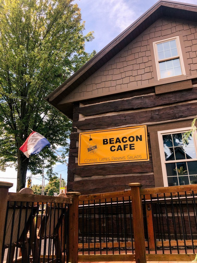 Beacon Cafe - where to eat in Ohio Amish Country