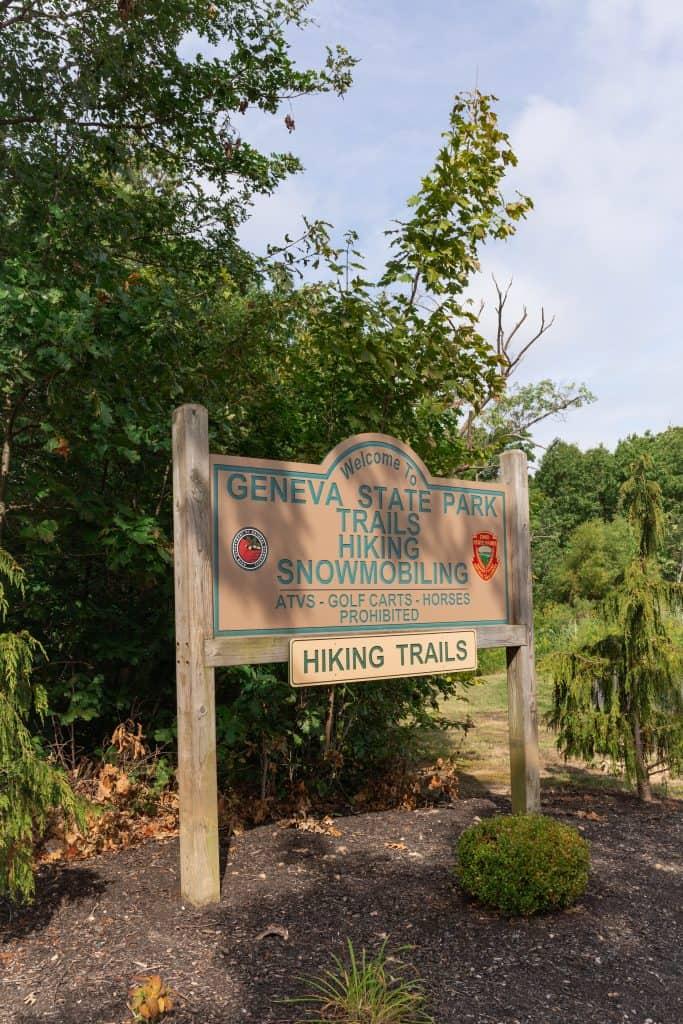 Geneva State Park - Outdoor activities to do in Northeast Ohio