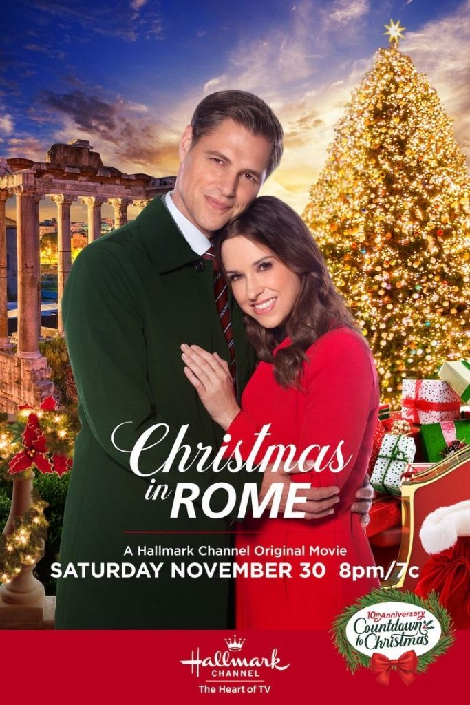 Christmas in Rome on Hallmark