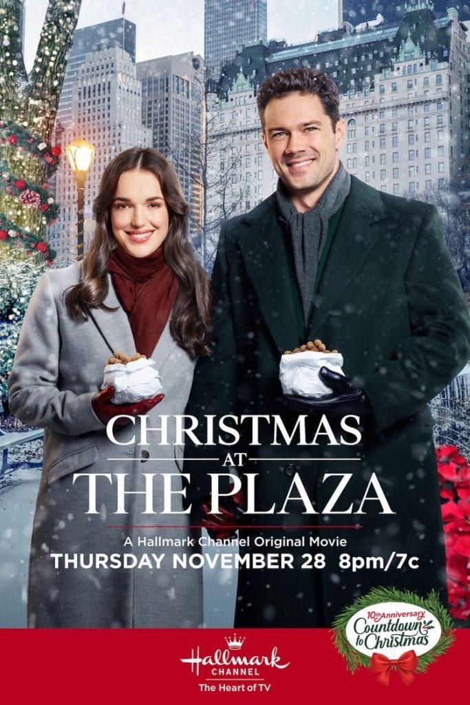 Christmas at the Plaza Movie on Hallmark Channel