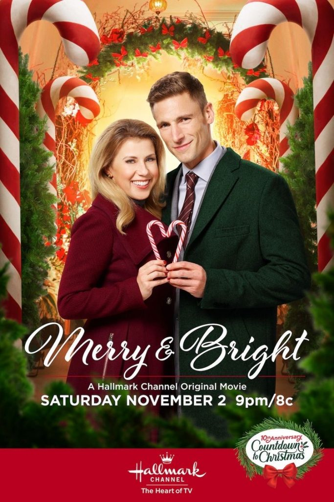 Merry & Bright Hallmark Movie