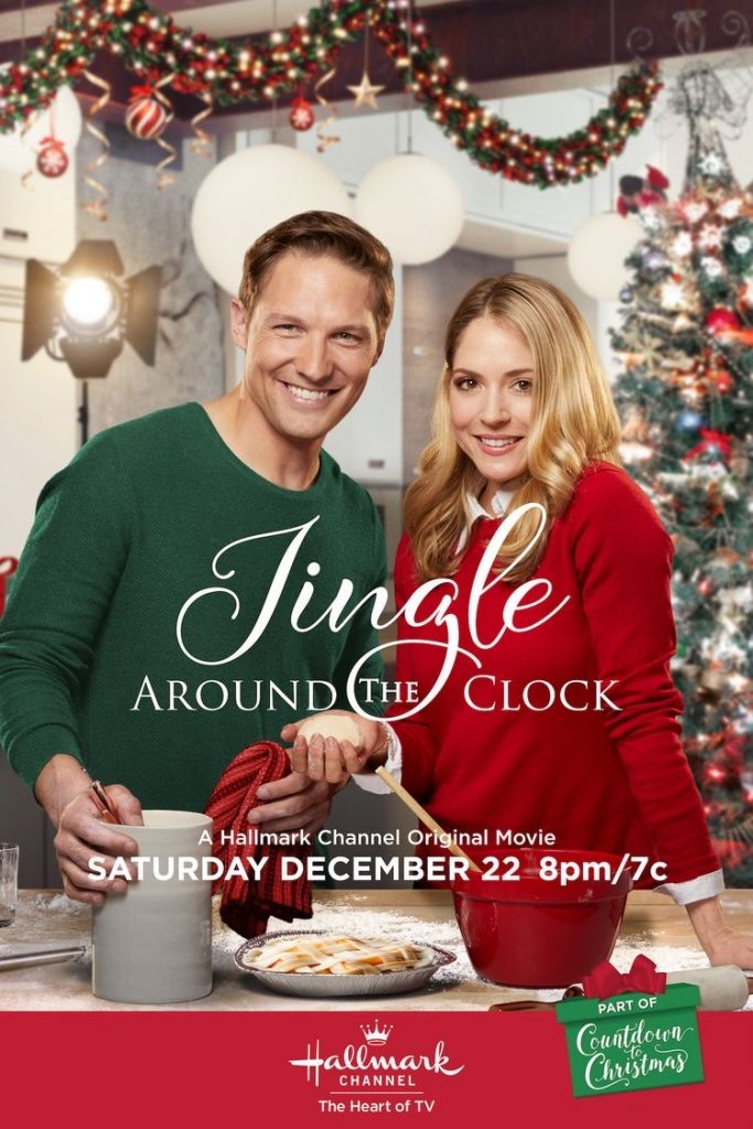 Jingle Around the Clock on Hallmark Channel
