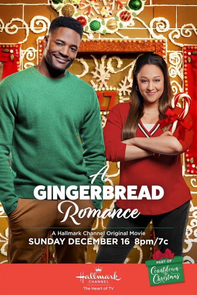 A Gingerbread Romance Hallmark Movie