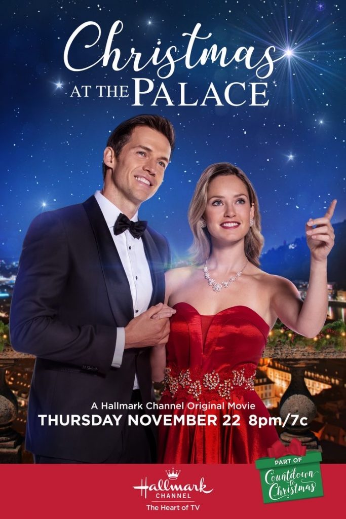 Christmas at the Palace on Hallmark