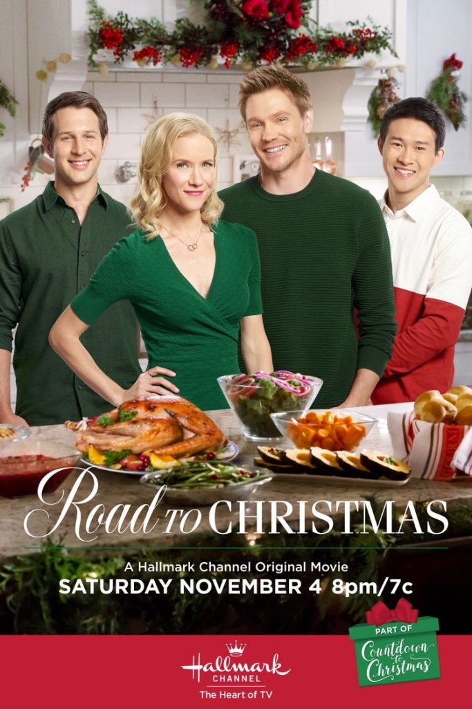 Road to Christmas on Hallmark Channel