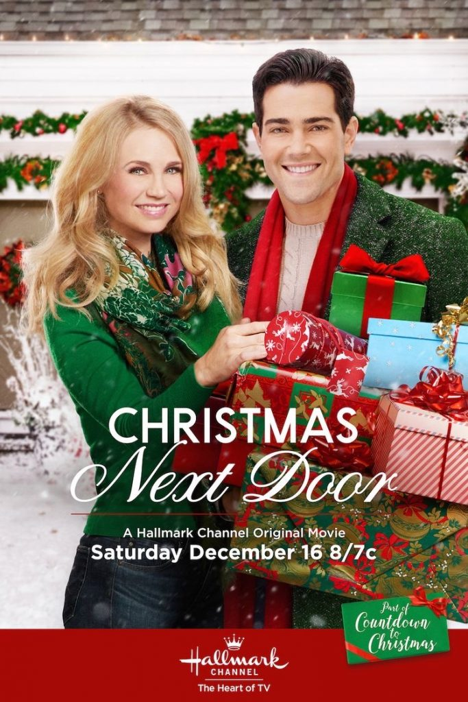 Christmas Next Door Hallmark Movie
