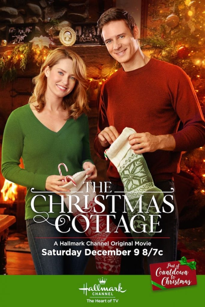 The Christmas Cottage movie poster