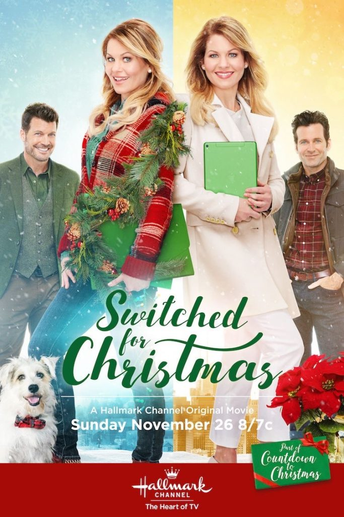 Switched for Christmas Hallmark film