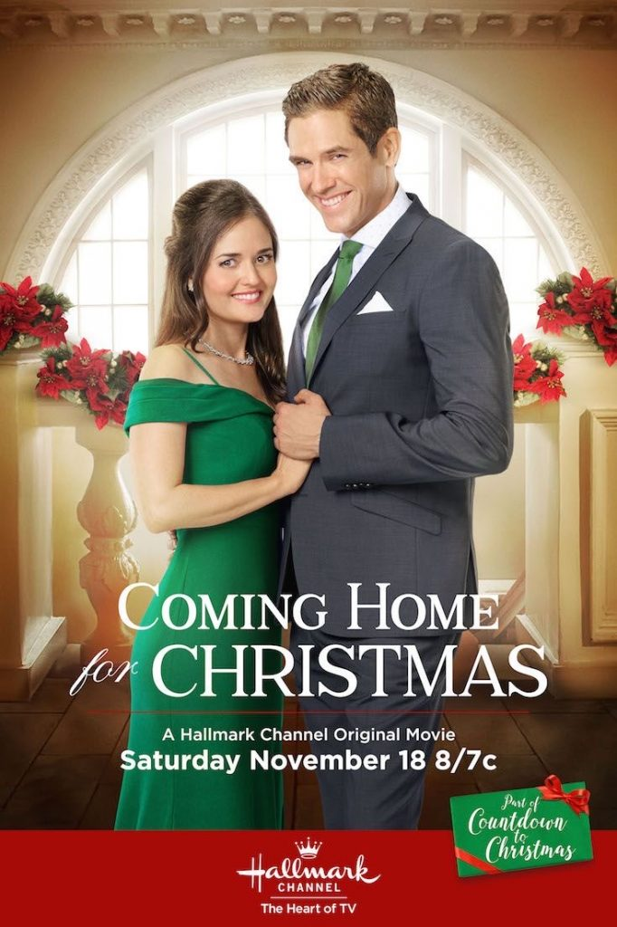 Coming Home for Christmas movie on Hallmark