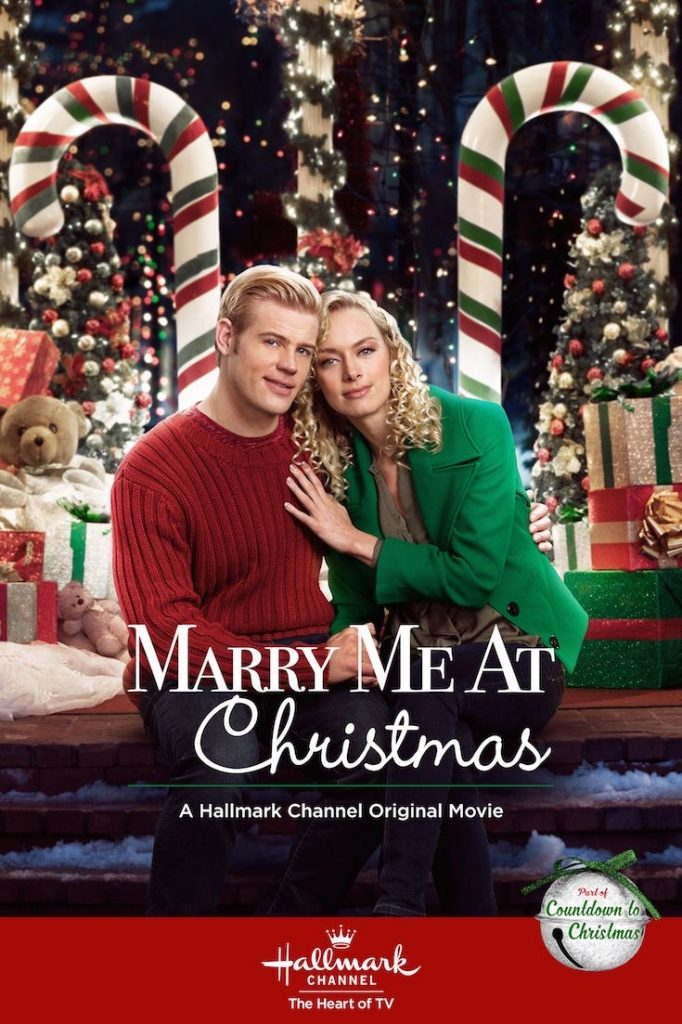 Marry Me at Christmas Hallmark movie