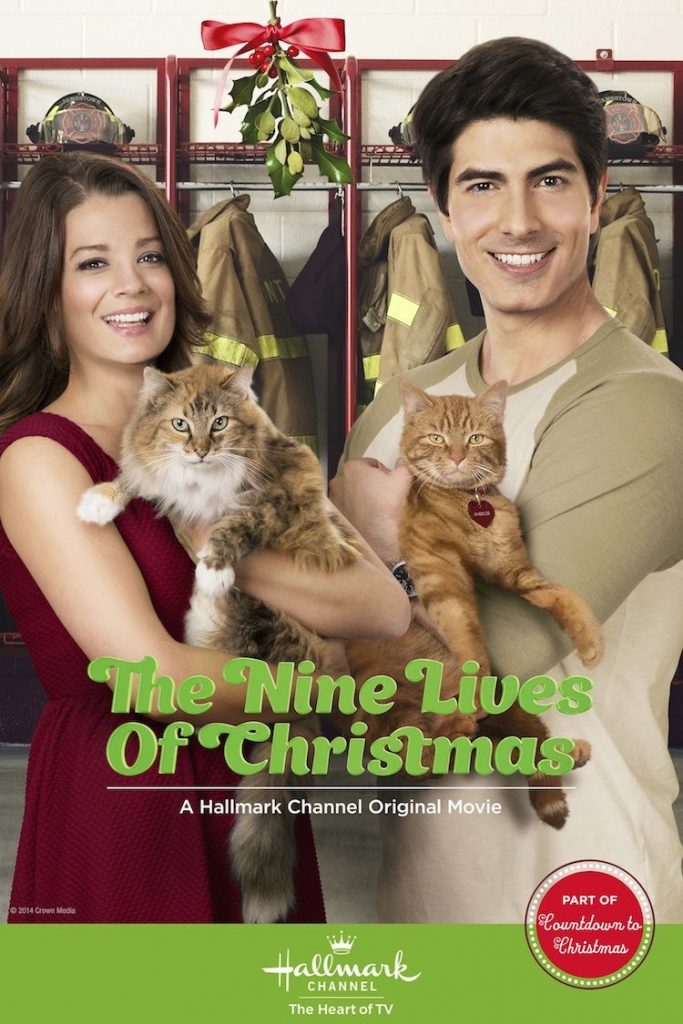 The Nine Lives of Christmas Hallmark movie