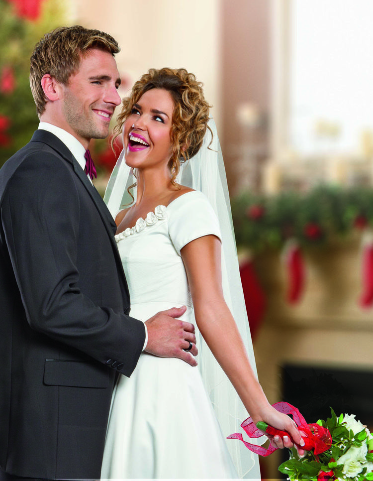 A Bride for Christmas Hallmark movie