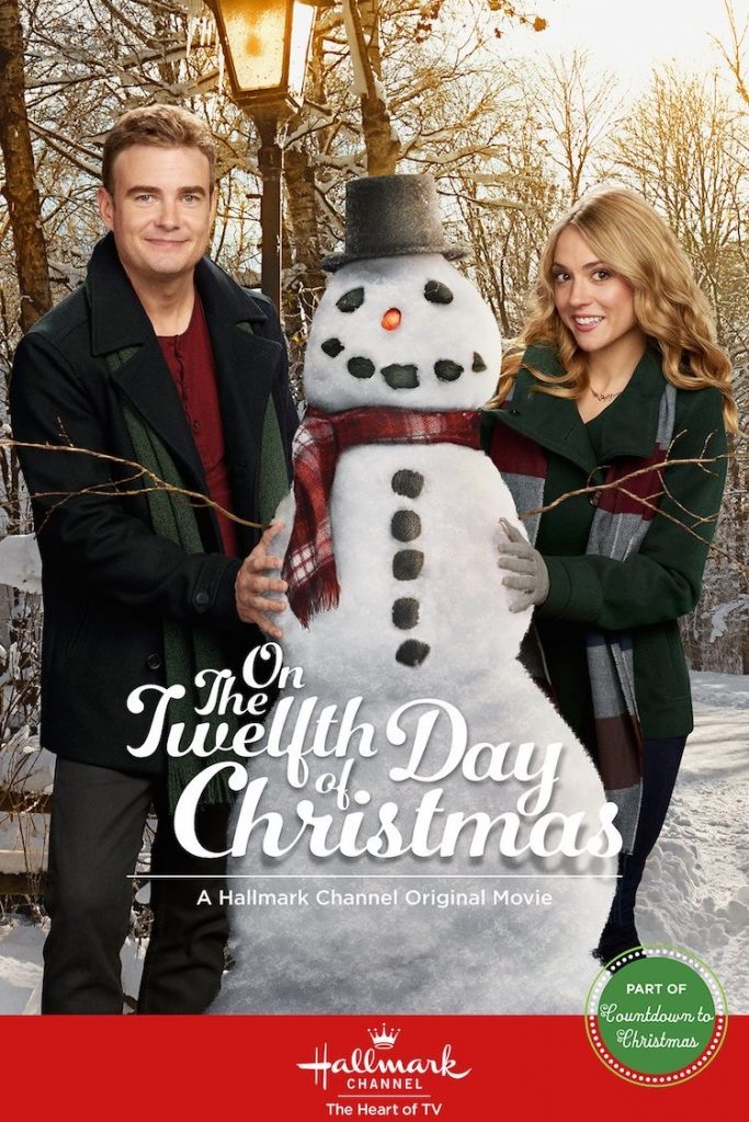 On The Twelfth Day of Christmas Hallmark movie