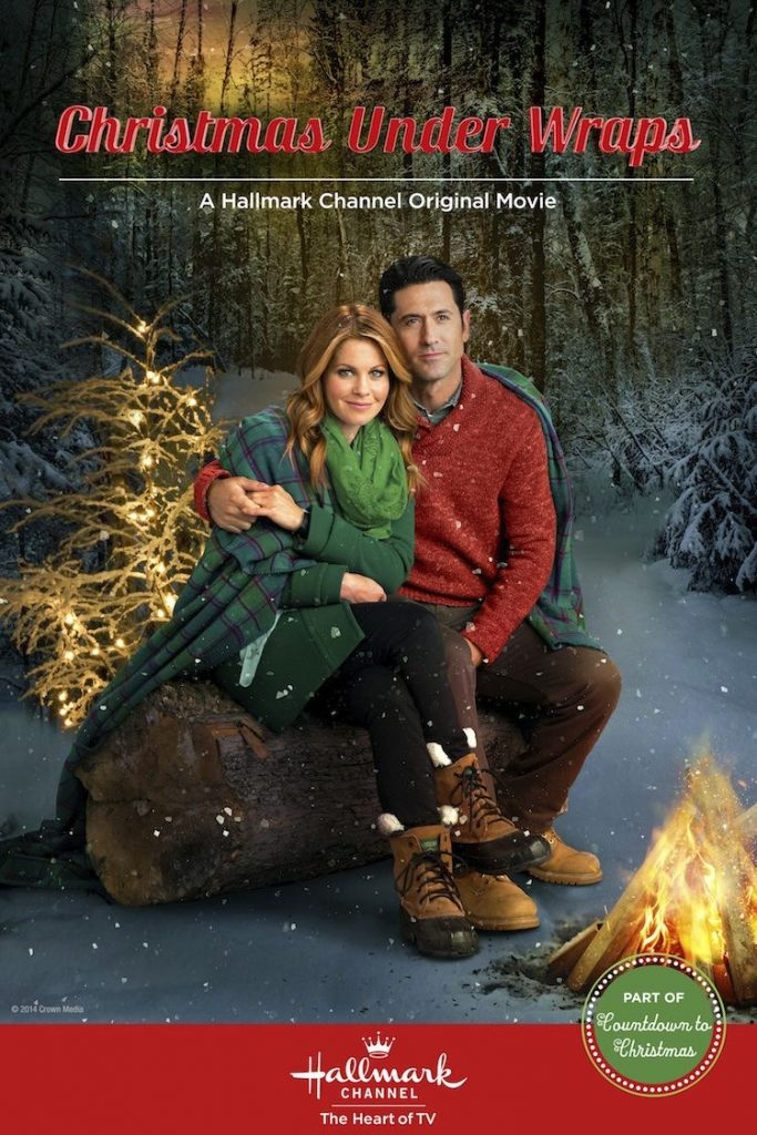 Christmas Under Wraps Hallmark movie