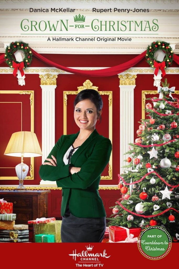 Crown for Christmas Hallmark movie