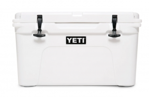 Yeti White Cooler