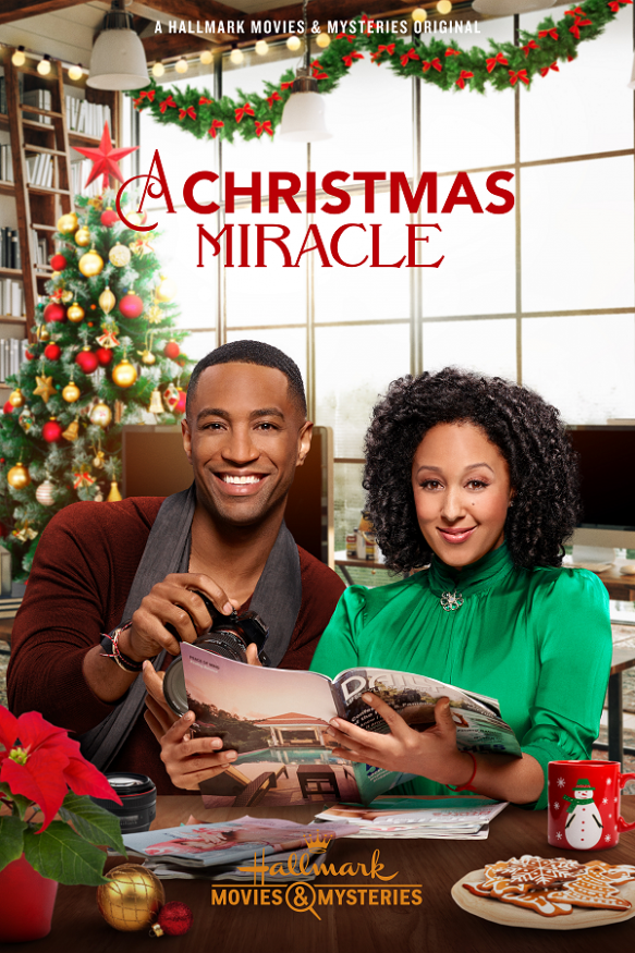 A Christmas Miracle Movie Poster
