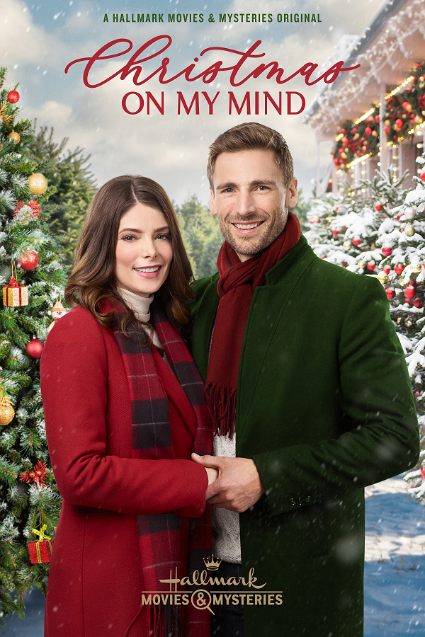 Christmas On My Mind Hallmark Movie Poster