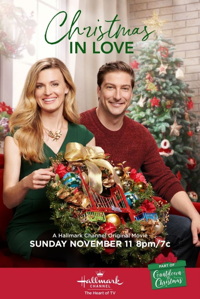 Christmas in Love Movie Poster