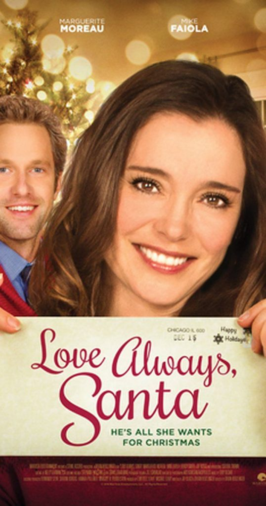 Love Always, Santa Hallmark Movie Poster