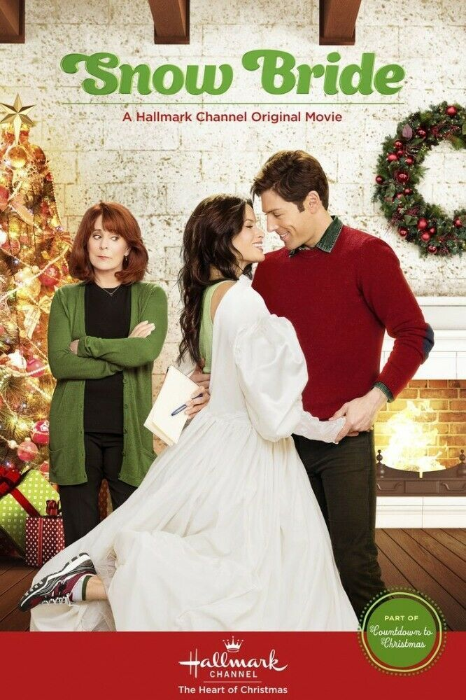 Snow Bride Hallmark Movie Poster