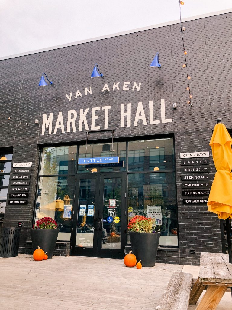 Van Aken District Market Hall