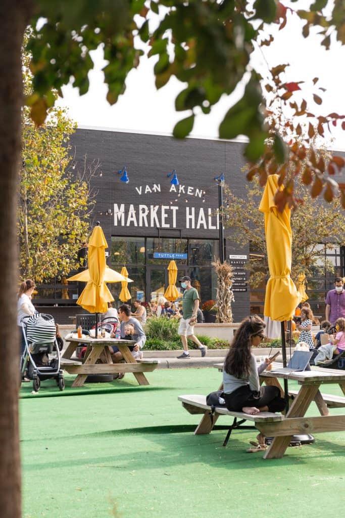 Van Aken Market Hall