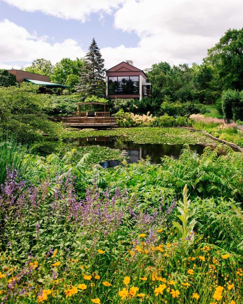 Holden Arboretum Gardens - Outdoor activities to do in Northeast Ohio
