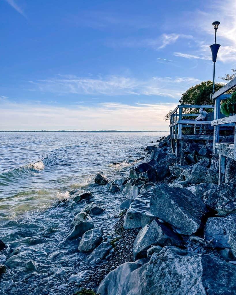 Lake Erie Kelleys Island