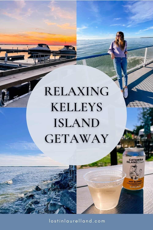 A Charming Kelleys Island Getaway